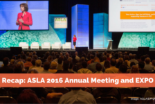 Recap: ASLA 2016 Annual Meeting and EXPO