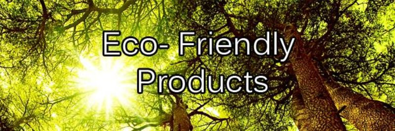 how to make eco friendly products