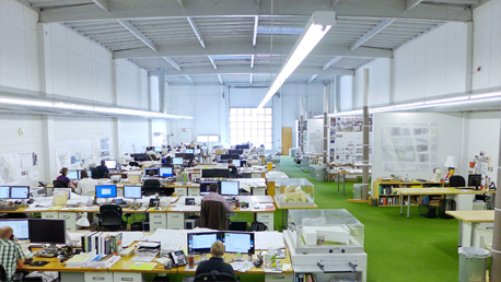 PWP office space