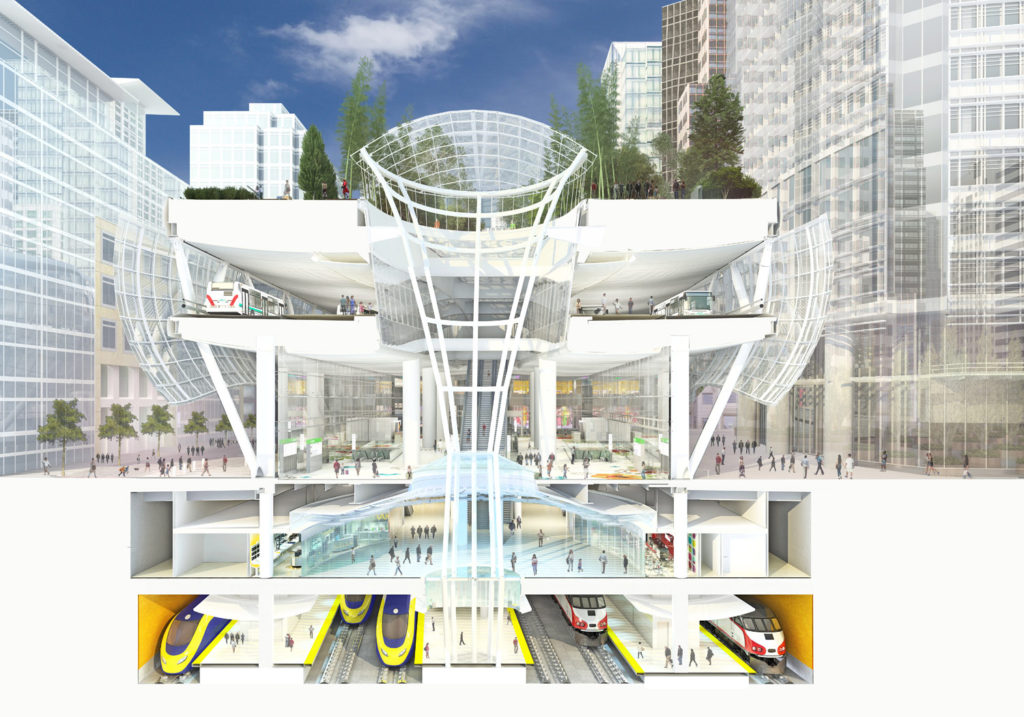 Transbay Transit Center PWP