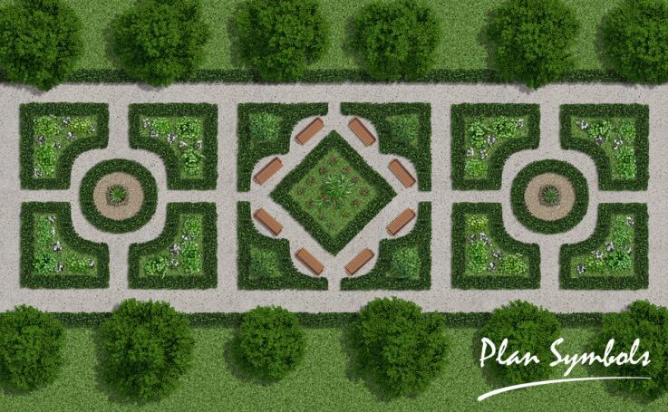 tropicalplantsaddon samplelandscape landscapecollection landscapeplan